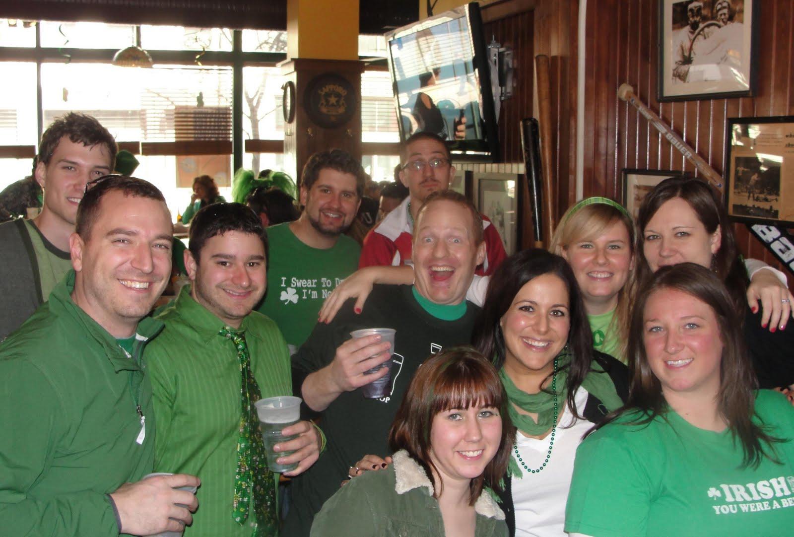 Saint Patricks Day Entertainment