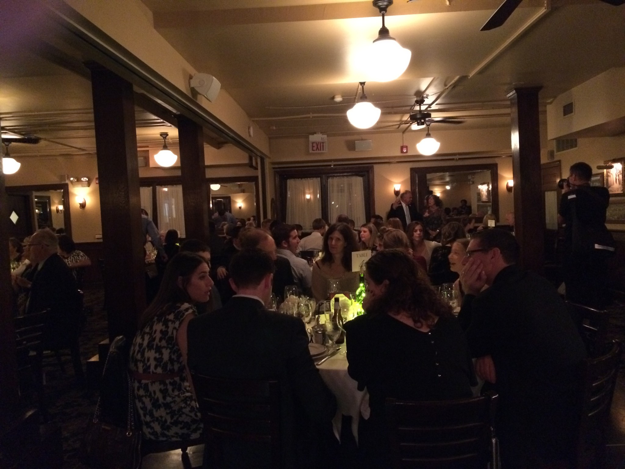 Maggiano's Little Italy Hosts Dueling Piano Wedding