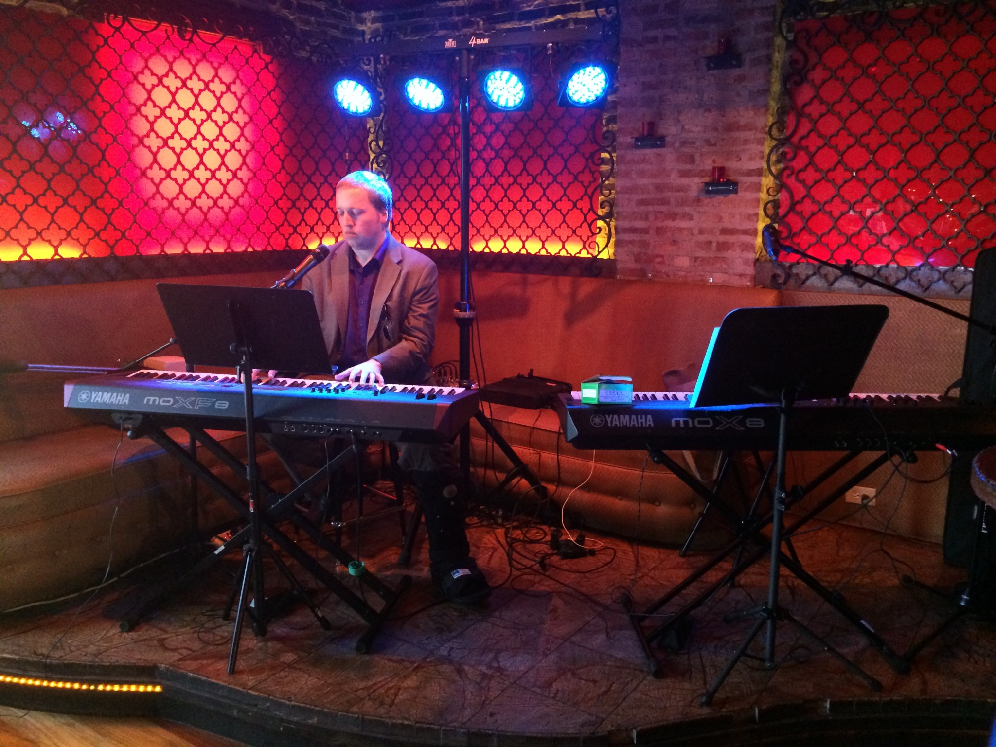 Potter's Place, Naperville hosts Dueling Pianos