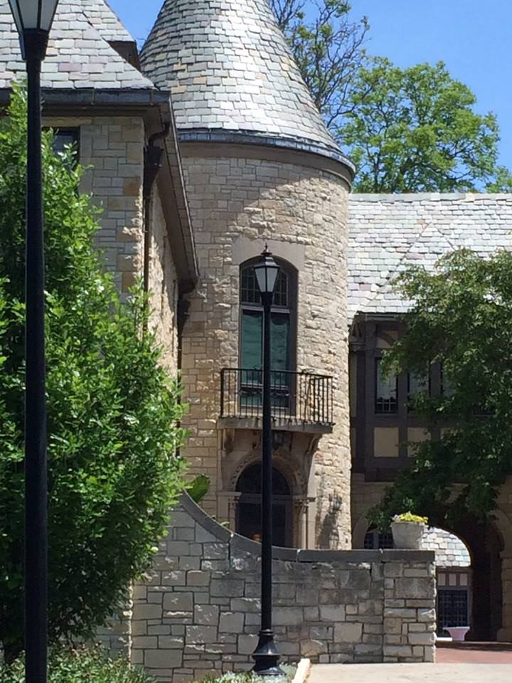 A Ewing Manor Adventure in Bloomington, Illinois