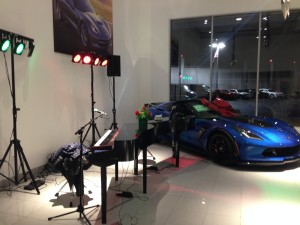 Martin Chevrolet Pianos/Car
