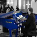Merchandise Mart Dueling Pianos