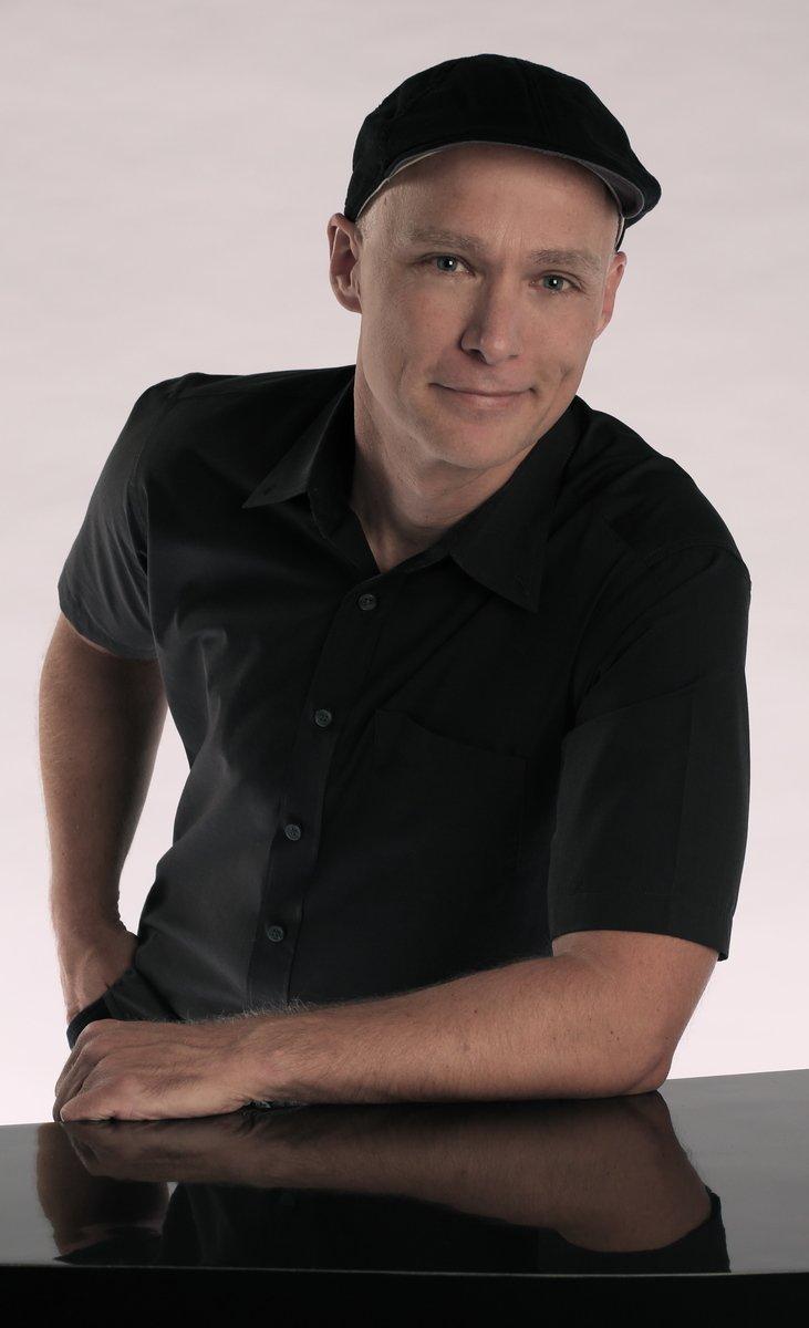 Chris Heroldt Smiling