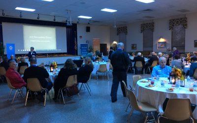 Lutheran Church Stewardship Dinner