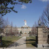 Western Illinois University Sherman Hall