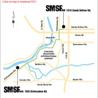 Stillman Valley Wedding map