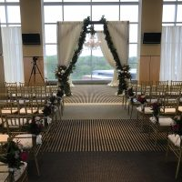 Riverside Resort Wedding Event