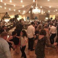 Riverside Resort Wedding Event dancing