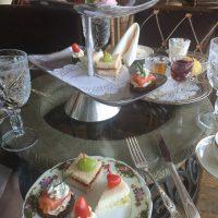 Baker House Birthday Tea