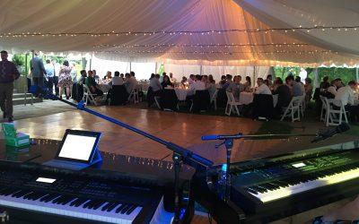 David Adler Estate Wedding