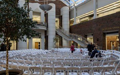 Illinois Wesleyan University Wedding Event