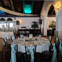 Garden Chalet Wedding Event