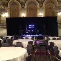 Hilton Downtown AMUG Conference stage