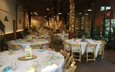 Blumen Gardens Wedding Event