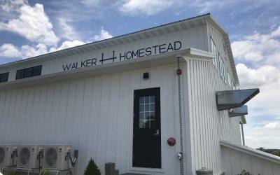 Walker Homestead Wedding Event