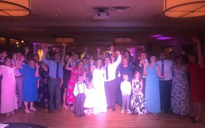 Pinstripes Wedding Event