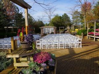 Gardens of Woodstock Wedding Event