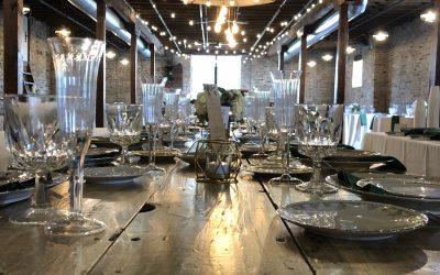 Haight Elegant Wedding Event
