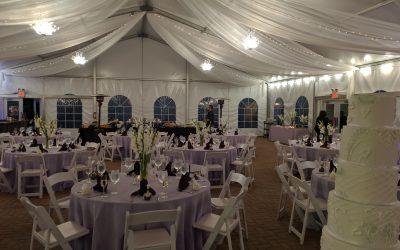 The Gardens of Woodstock Wedding Event