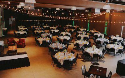 Green Bay Distillery Wild Wedding Event