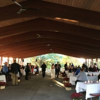 Blue Island Memorial Park Outdoor Wedding