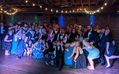The Haight Wedding Reception