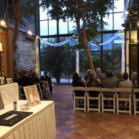 New Orleans Jazz Hall Wedding Celebration