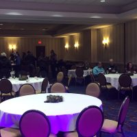 Sheraton Milwaukee Brookfield Hotel Holiday Party