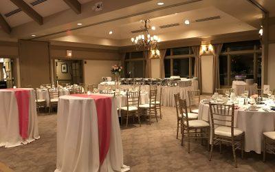 Bloomingdale Golf Club Wedding Event