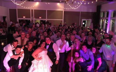 Metropolis Ballroom Wedding Reception