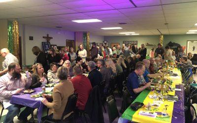Saint Mary Annual Mardi Gras Fundraiser