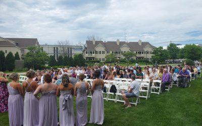 Stone Harbor Resort Wedding