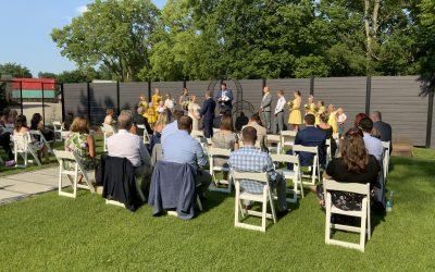Warehouse 109 Wedding Celebration