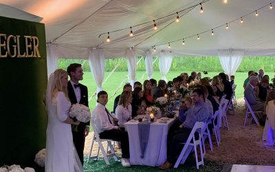 Tuscan Hills Winery Wedding Celebration