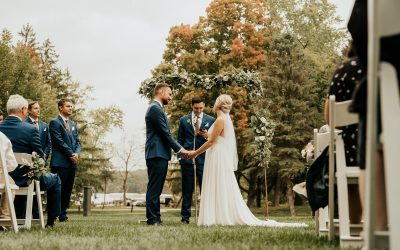 Timmer's Resort Wedding Celebration