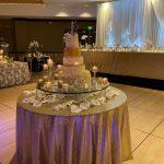 Arts Center Wedding Day