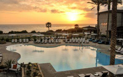Carlsbad Beach Hilton Resort and Spa Wedding Event
