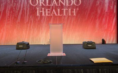 Orlando World Center Marriott Awards Banquet